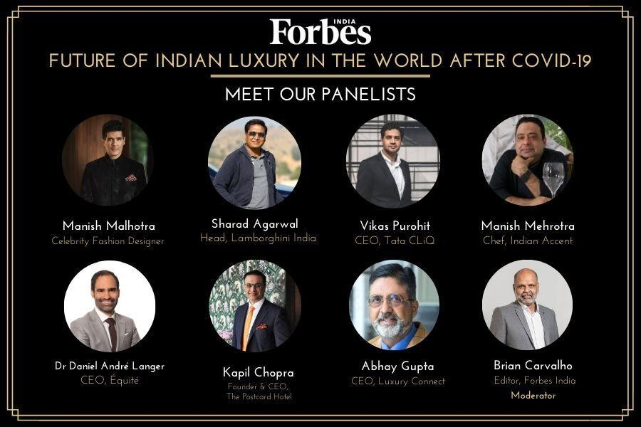 Forbes India Luxury Reset: A gaze into the luxury market post Covid-19