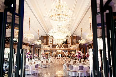 Luxury Events Brand Management